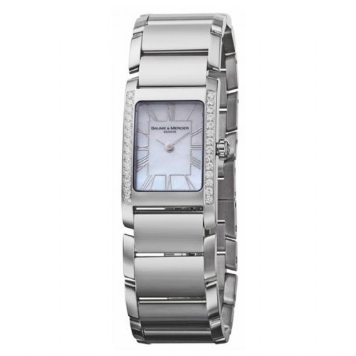 BAUME & MERCIER Hampton Classic Diamond Ladies Watch 8748